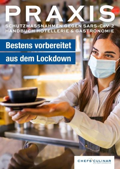 Gastro: Kostenloses Handbuch zu SARS-CoV-2