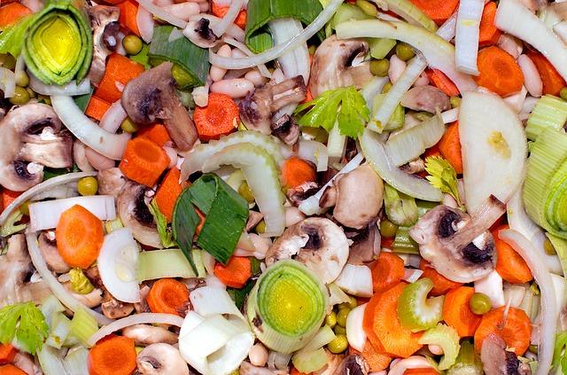 Köstliche Verpflegungsangebote für übergewichtige Bewohner (Sascha Kühnau)